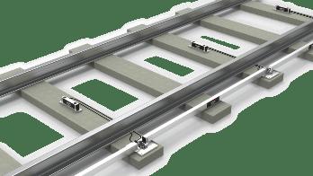 Kolejowe systemy pomiaru deformacji Sisgeo